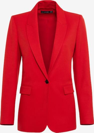 HALLHUBER Einreihiger Blazer in rot, Produktansicht