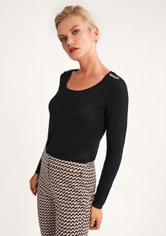 COMMA Sweater in Black