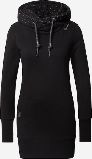Ragwear Sweat-shirt 'Lilah' en noir, Vue avec produit