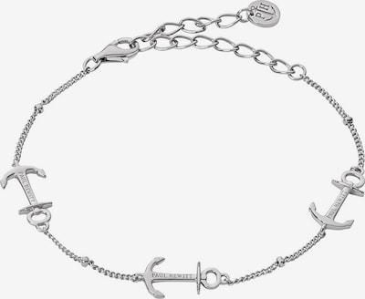 Paul Hewitt Armband in silber: Frontalansicht