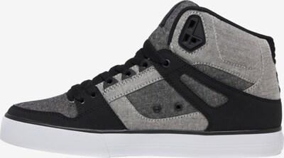 DC Shoes Sneaker 'Pure' in grau / schwarz, Produktansicht