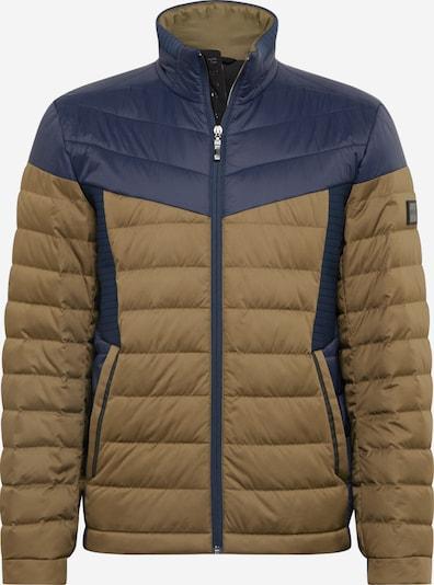 BOSS ATHLEISURE Zimska jakna 'Vail' | mornarska / oliva barva, Prikaz izdelka