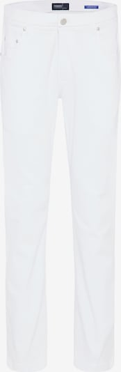 PIONEER Hose 'THOMAS' in white denim, Produktansicht