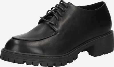 4th & Reckless Chaussure à lacets 'ALEX' en noir, Vue avec produit