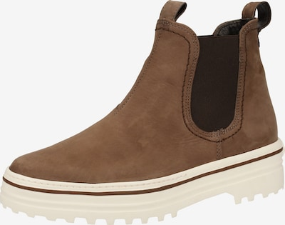 Paul Green Chelsea boots in de kleur Bruin / Donkerbruin, Productweergave