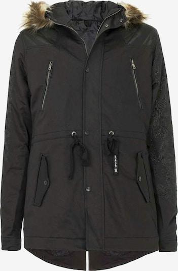 CIPO & BAXX Winterjacke in schwarz, Produktansicht