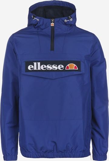 ELLESSE Windbreaker ' Mont 2 OH ' in blau, Produktansicht