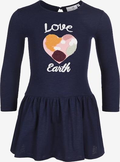 happy girls Kleid in marine / mischfarben, Produktansicht