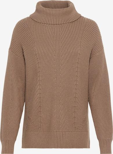 HALLHUBER Pullover in camel, Produktansicht