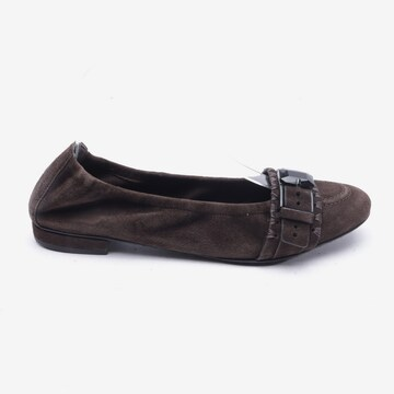 Kennel & Schmenger Flats & Loafers in 40 in Brown
