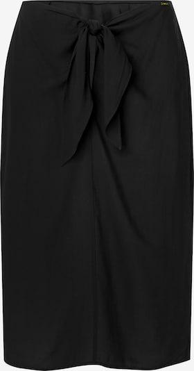 Calvin Klein Swimwear Rock 'Core Solids' in schwarz, Produktansicht