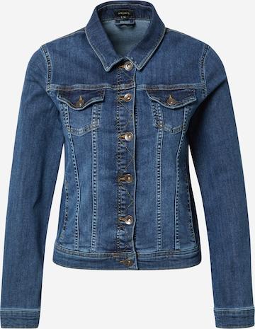 MORE & MORE Between-Season Jacket in Blue