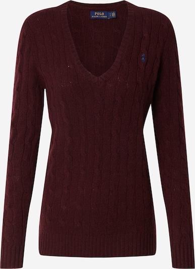 Polo Ralph Lauren Pullover in bordeaux, Produktansicht