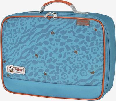 MCNEILL Kinderkoffer in blau / rot, Produktansicht