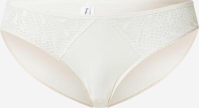 PASSIONATA Slip in de kleur Crème / Wit, Productweergave