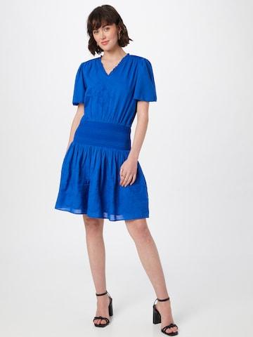 Rochie 'SIZANNA' de la Lauren Ralph Lauren pe albastru