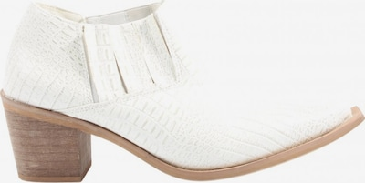 Seven7 Schlüpf-Stiefeletten in 40 in weiß, Produktansicht