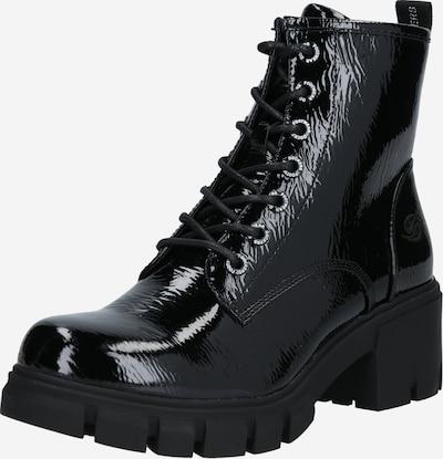 Suvarstomieji kulkšnis dengiantys batai iš Dockers by Gerli , spalva - juoda, Prekių apžvalga