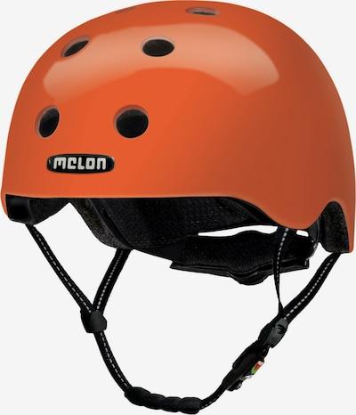 Melon Helm 'Rainbow' in orange, Produktansicht