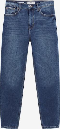 MANGO Jeans newmom in blue denim, Produktansicht