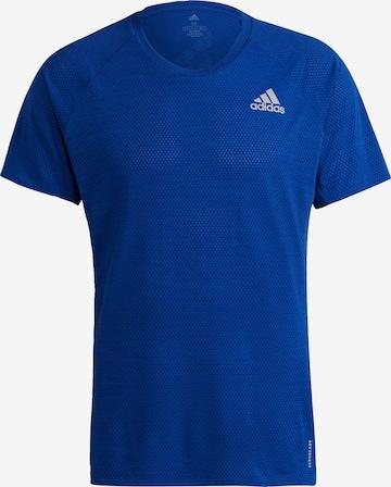 ADIDAS PERFORMANCE Funktsionaalne särk, värv sinine
