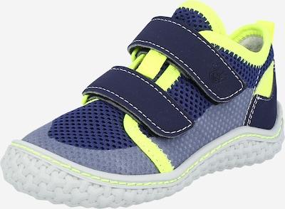 RICOSTA Schuh 'Peppi' in blau / gelb, Produktansicht