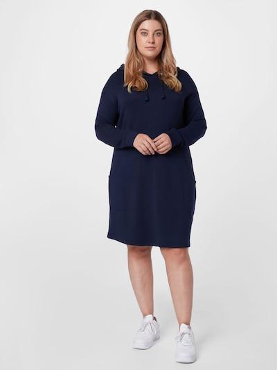 MY TRUE ME Kleid in navy, Modelansicht