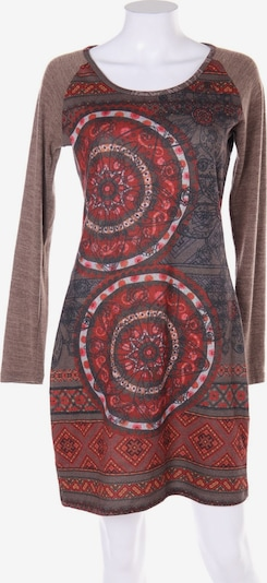 Smash! Dress in M in Brown / Red, Item view