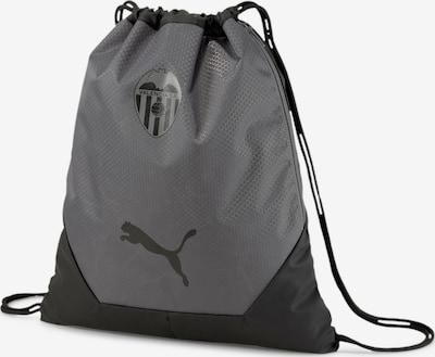 PUMA Sporttasche 'Valencia' in grau / schwarz, Produktansicht