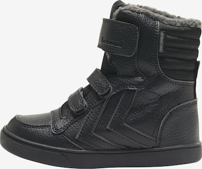 Hummel Laarzen in de kleur Zwart, Productweergave
