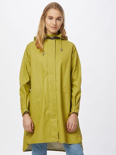 Cappotto di mezza stagione ILSE JACOBSEN di colore canna, Visualizzazione modelli