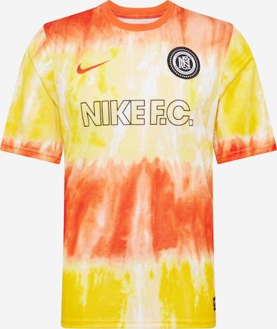 NIKE Trikot 'Nike F.C.' - noční modrá / žlutá / tmavě oranžová / bílá, Produkt