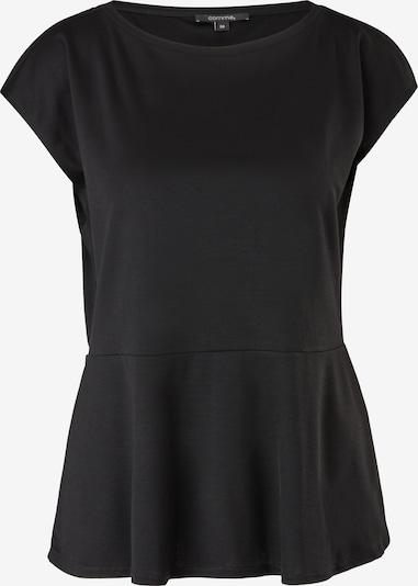 COMMA Shirt in schwarz, Produktansicht