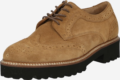 Pantofi cu șireturi GABOR pe maro, Vizualizare produs