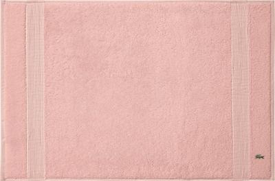 LACOSTE Badematte 'LE CROCO' in pink, Produktansicht