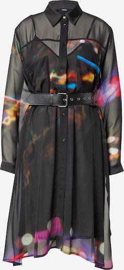 DIESEL Košulja haljina 'NANCY' u miks boja / crna, Pregled proizvoda