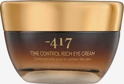 -417 Augencreme 'Time Control Rich' in weiß, Produktansicht