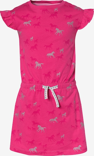 SALT AND PEPPER Dress in Grey / Pink, Item view