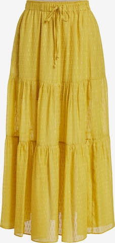 SET Skjørt i gul