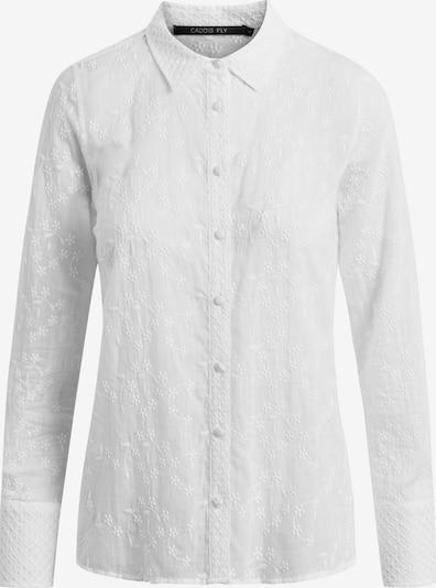 CaddisFly Bluse 'Blonde' in weiß, Produktansicht