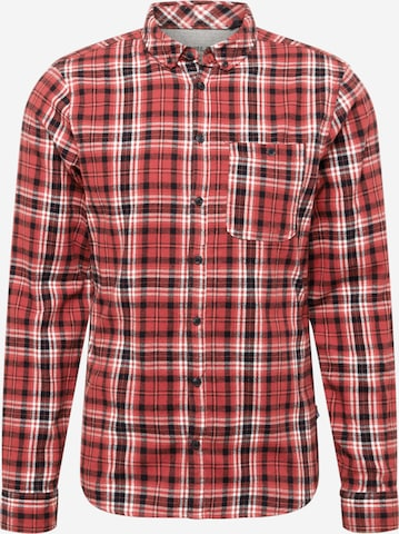 BLEND Skjorte i rød