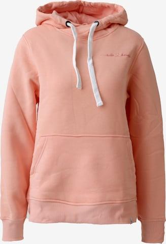 Miracle of Denim Sweatshirt in Pink