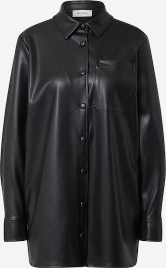 Bluză 'Jackson' modström pe negru, Vizualizare produs