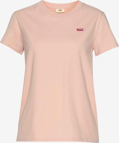 LEVI'S Tričko - světle růžová / červená, Produkt