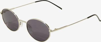 ESPRIT Sonnenbrille in grau / silber: Frontalansicht