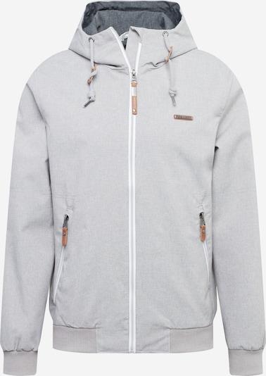Ragwear Funkcionalna jakna 'Stewie' | siva barva, Prikaz izdelka