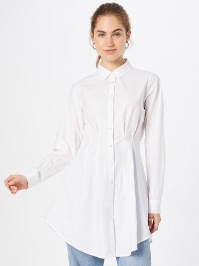 Pimkie Bluse 'STEROBE' in weiß, Modelansicht
