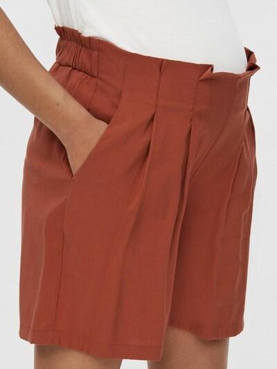 Pantaloni MAMALICIOUS di colore ruggine, Visualizzazione prodotti