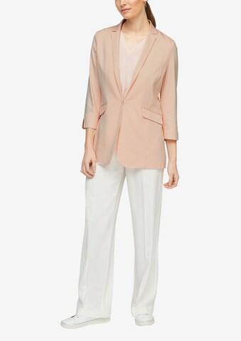 s.Oliver BLACK LABEL Blazer in Pink