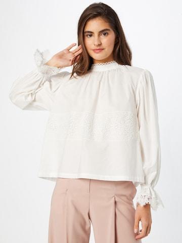 Designers Remix Bluse 'Sandra' i beige